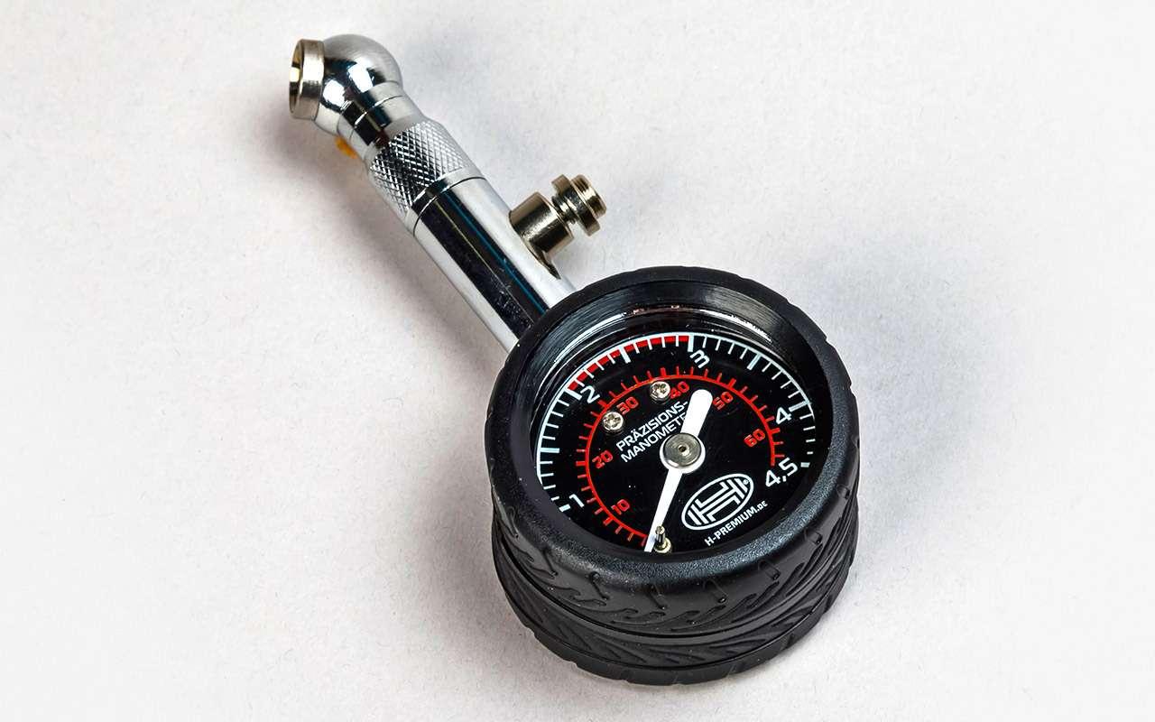 Выбираем шинный манометр— подешевле ипоточнее— фото 900986