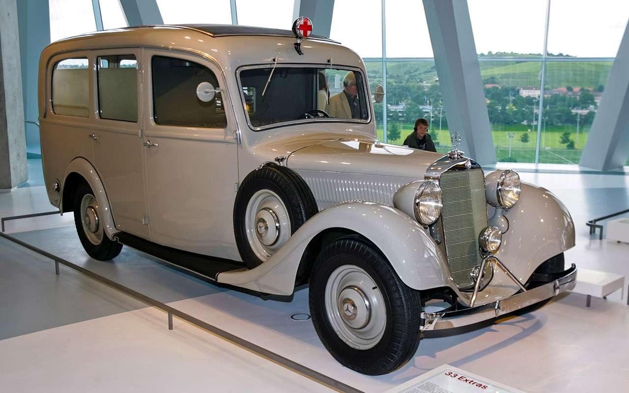 Очень редкий Мерседес W142— ретротест кабриолета-пенсионера— фото 950201