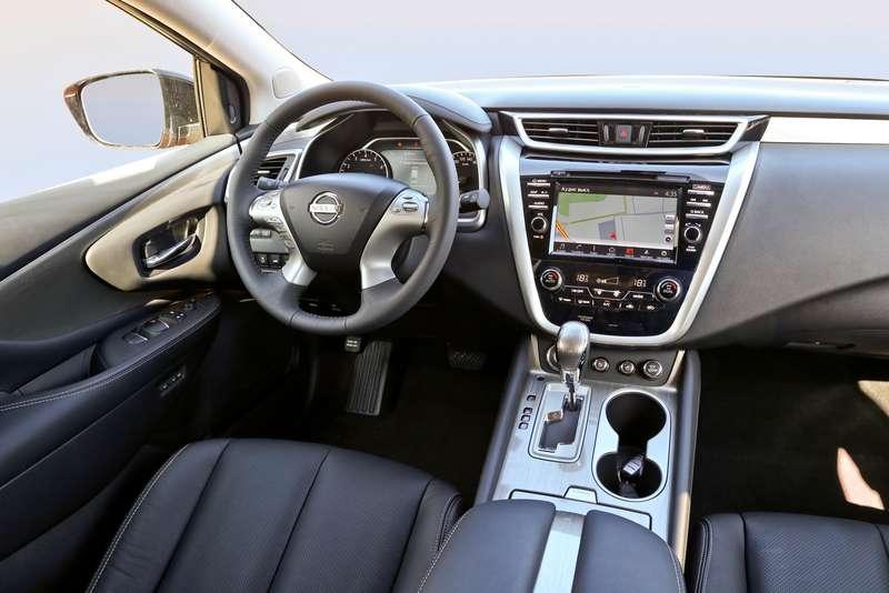 Новый Nissan Murano: мыпоездили нанем первыми!