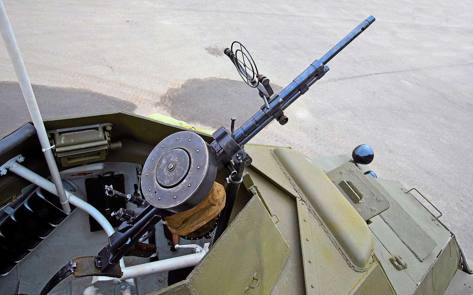 Отмечаем День Победы сбронеавтомобилем-ветераном БА‑64Б— фото 745620