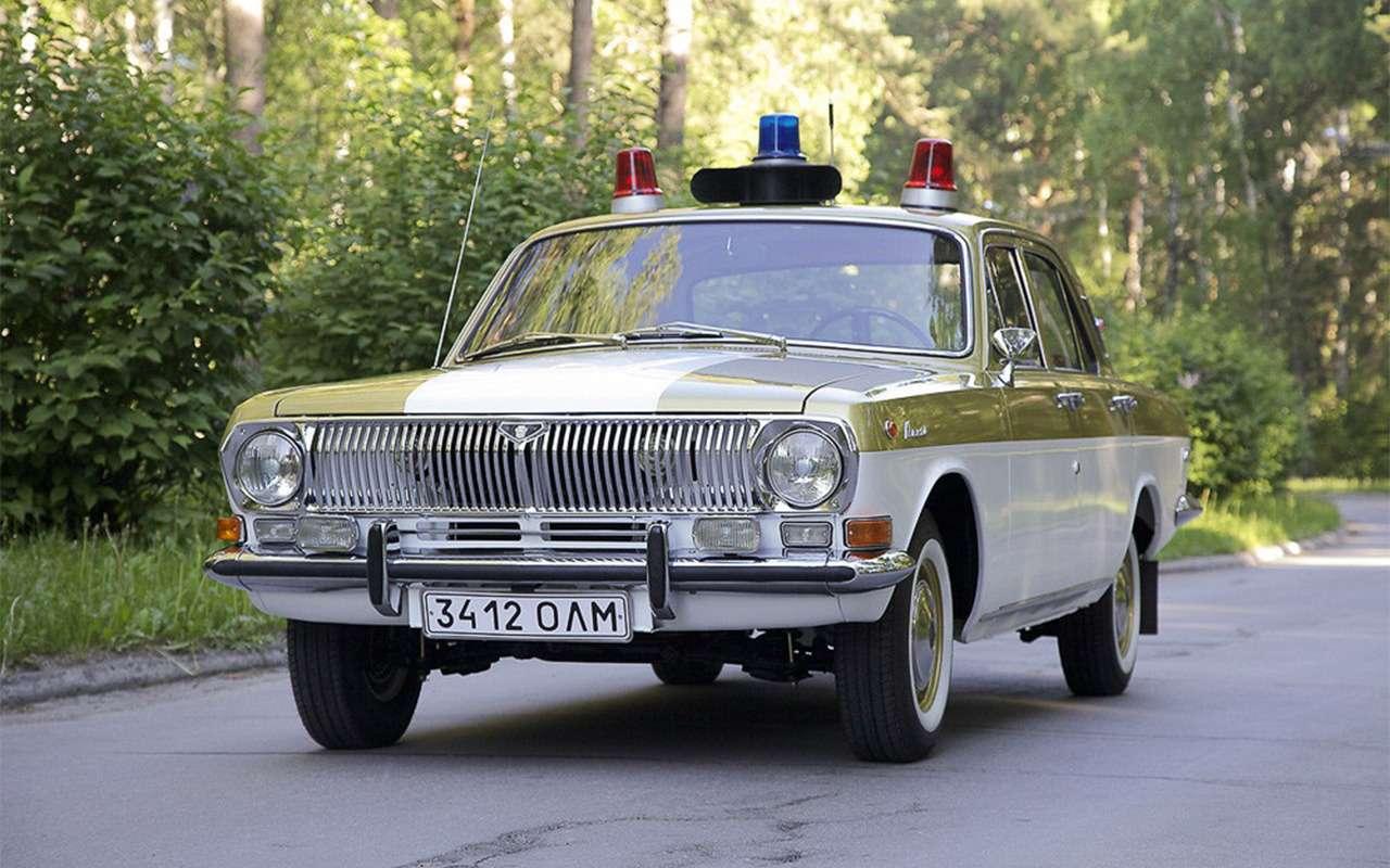 Волги ГАЗ-24, которых выне знали— фото 866410