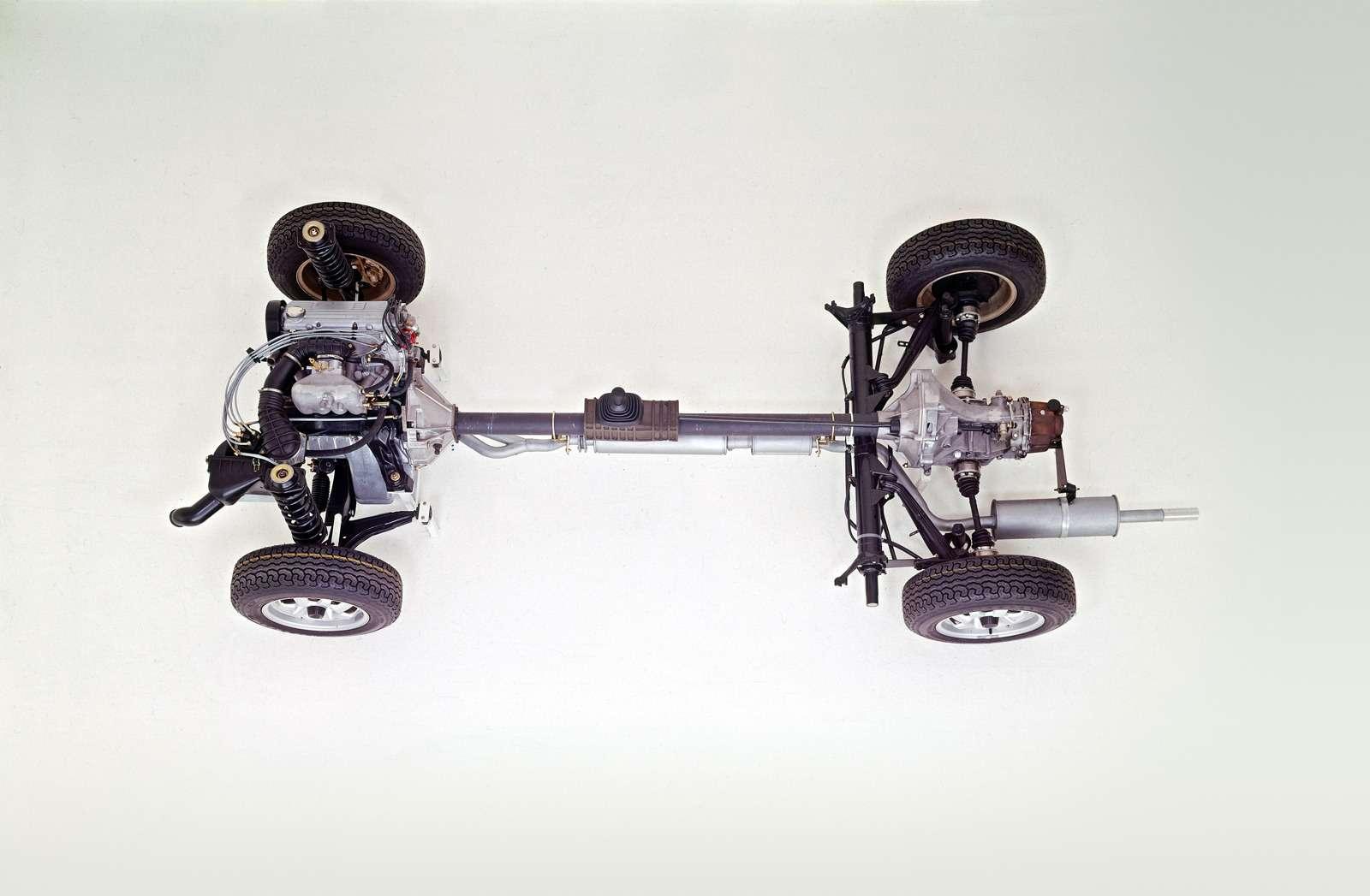 Глубокий TRANSaxle: отмечаем 40-летие Porsche классической компоновки— фото 605443
