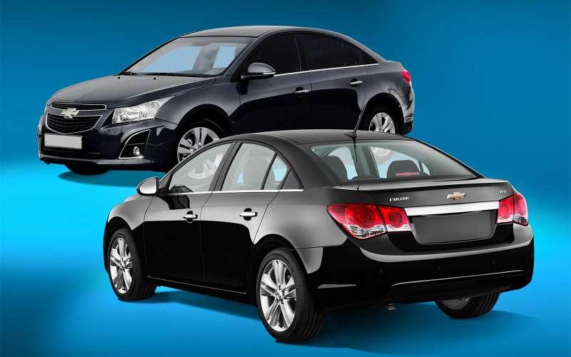 Chevrolet Cruze спробегом: плюсы иминусы