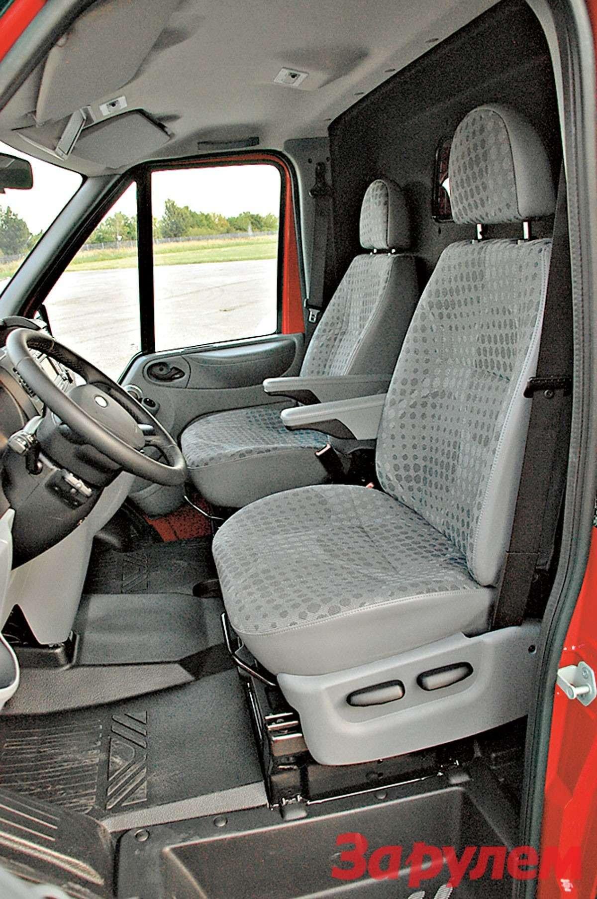 «Форд-Транзит», от885500 руб.