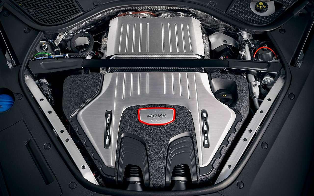 Porsche Panamera GTS— тест-драйв с«раллийным богом» Вальтером Рёрлем— фото 931772