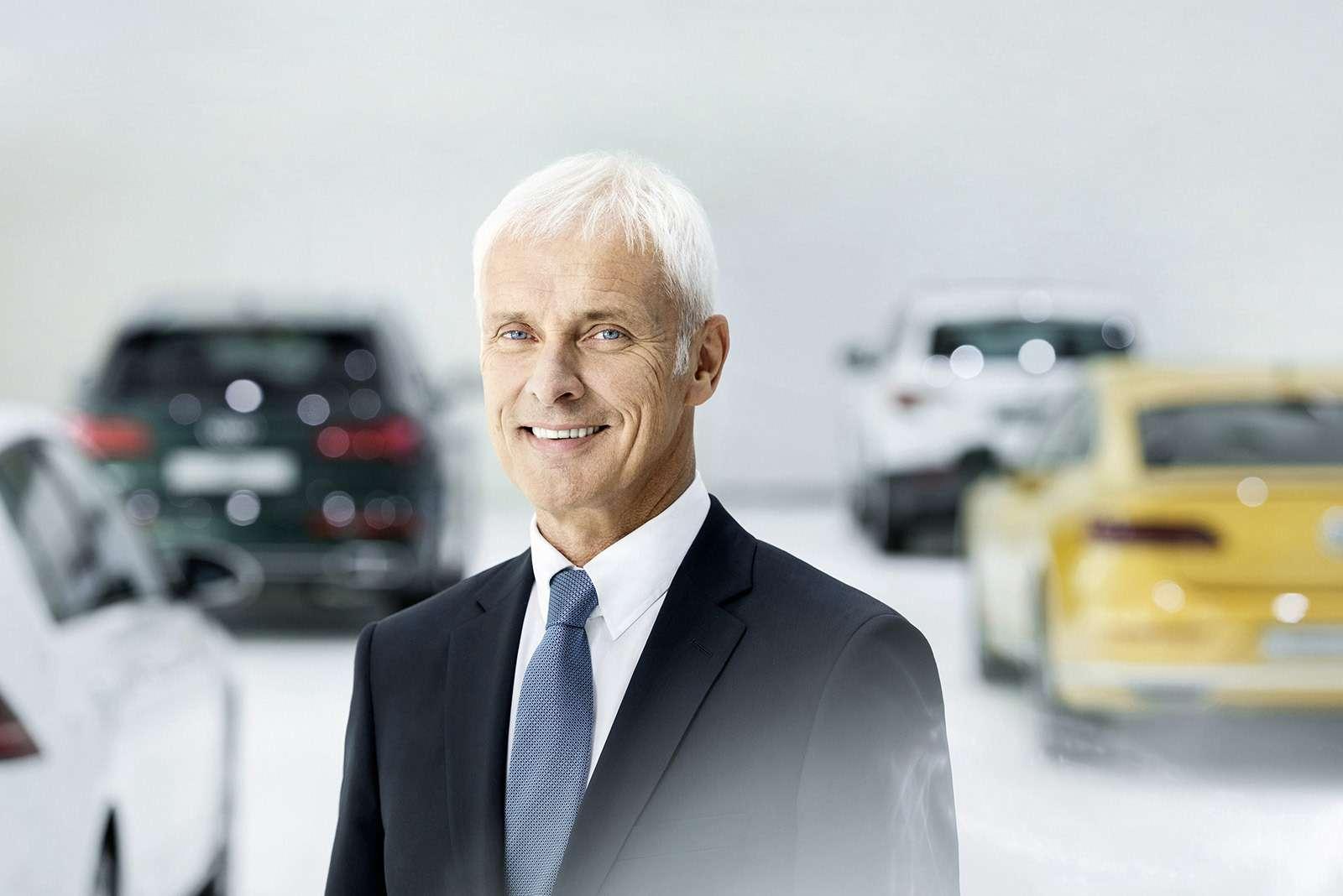 Volkswagen отправил вотставку председателя правления. Что мне сэтого?— фото 862207