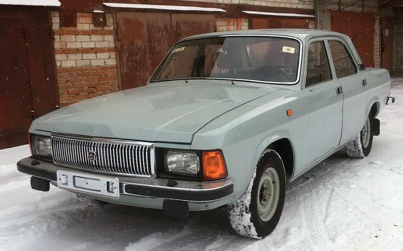 Когда очень нужны деньги— продается Волга за5млн рублей— фото 1058683
