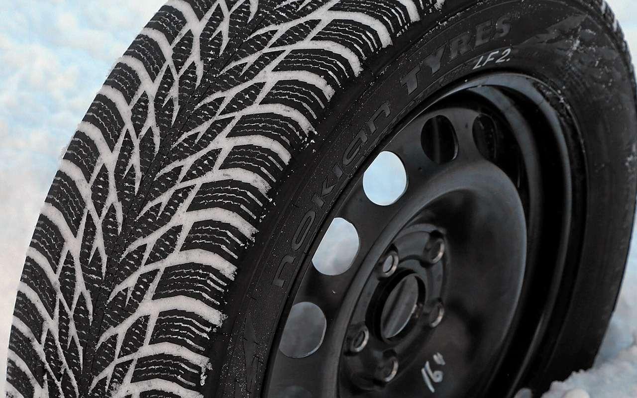 Большой тест зимних шин: выбор экспертов «Зарулем»— фото 1170277