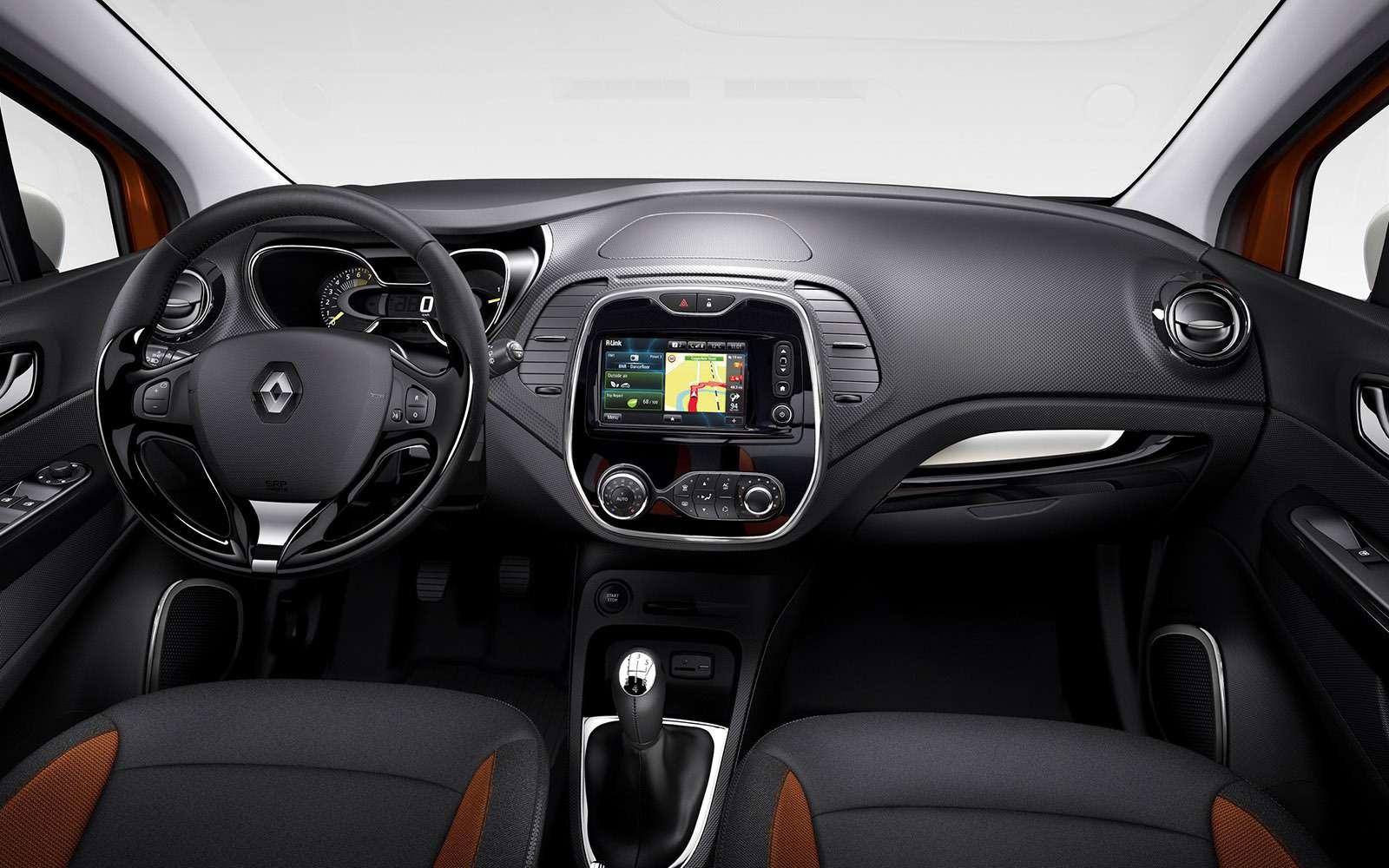 Hyundai Creta или Renault Kaptur: какой кроссовер выбрать?— фото 611176