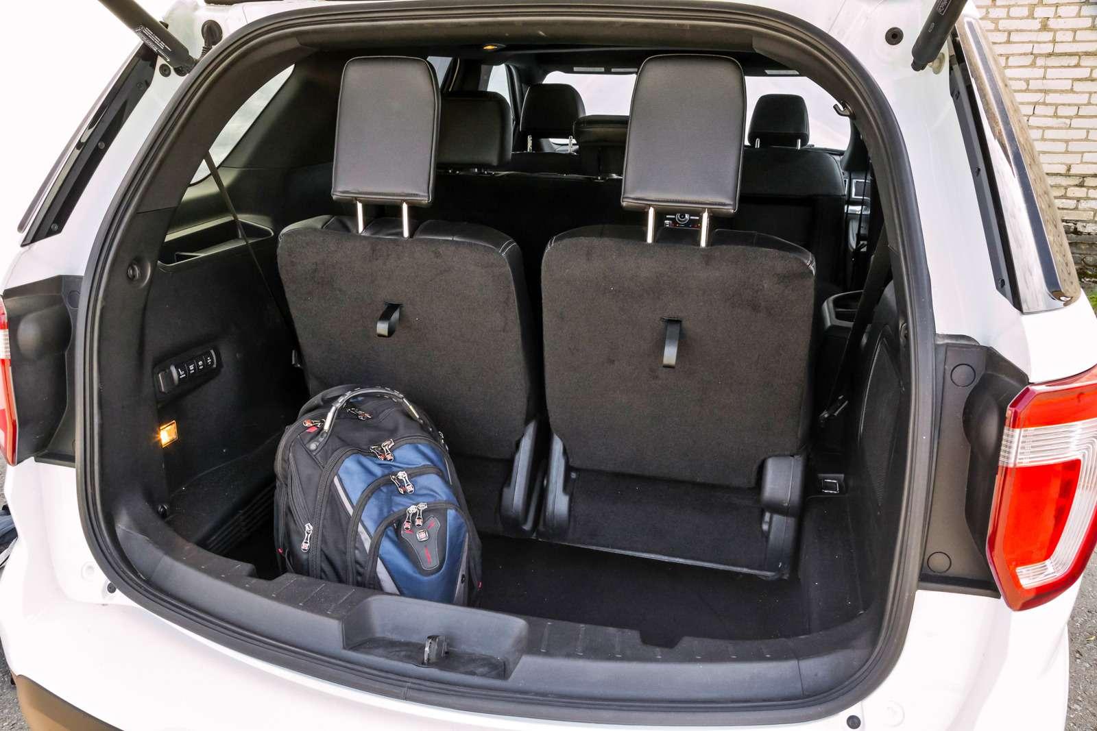 Тест полноразмерных кроссоверов: Honda Pilot, Kia Sorento Prime иFord Explorer— фото 614968