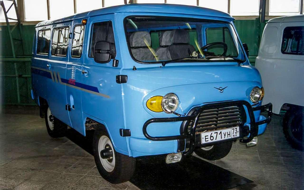 Вкус «буханки»: полная история УАЗ-450— фото 1269689