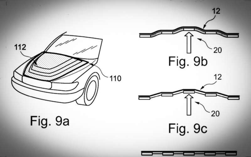 BMWзапатентовала капот-трансформер