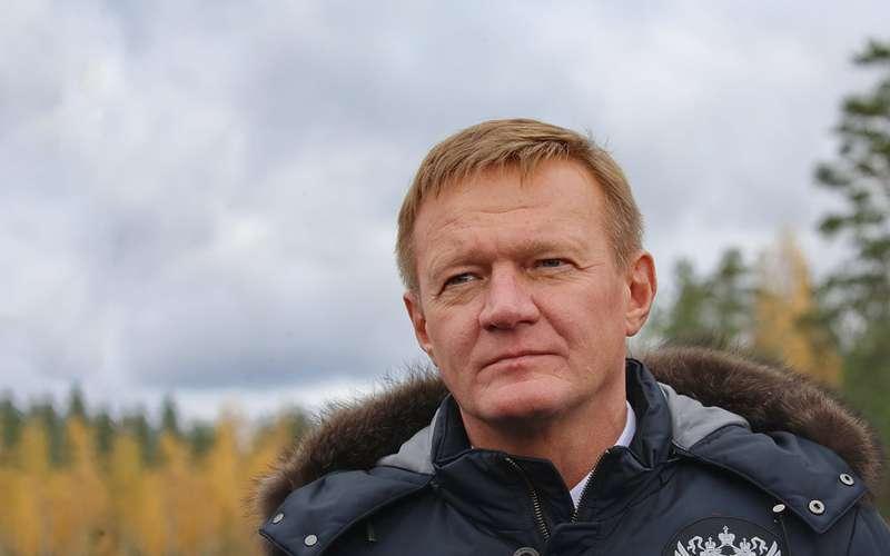 Новая метла: врио губернатора Курской области избавился отмигалок