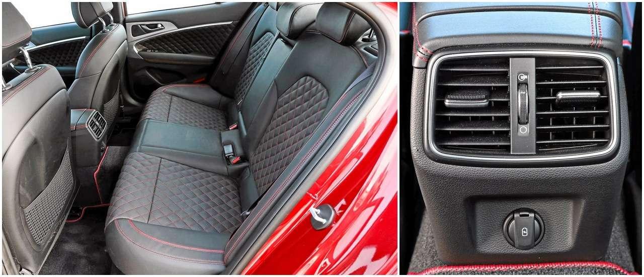 Genesis G70 против Audi A4и Jaguar XE— большой тест— фото 894734