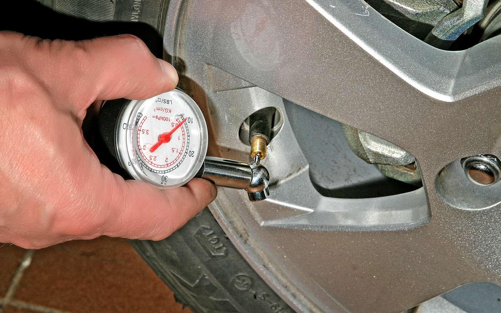 Повышенный расход топлива— вчем причина?— фото 663919