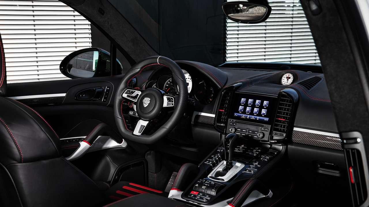 Стреляй, Magnum: суперкроссовер Porsche Cayenne кюбилею— фото 745985