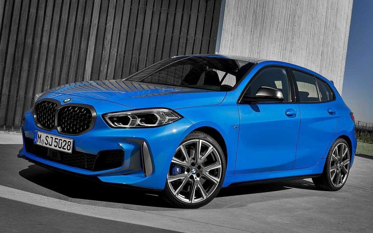 Стали известны подробности осамом доступном BMW— фото 976696