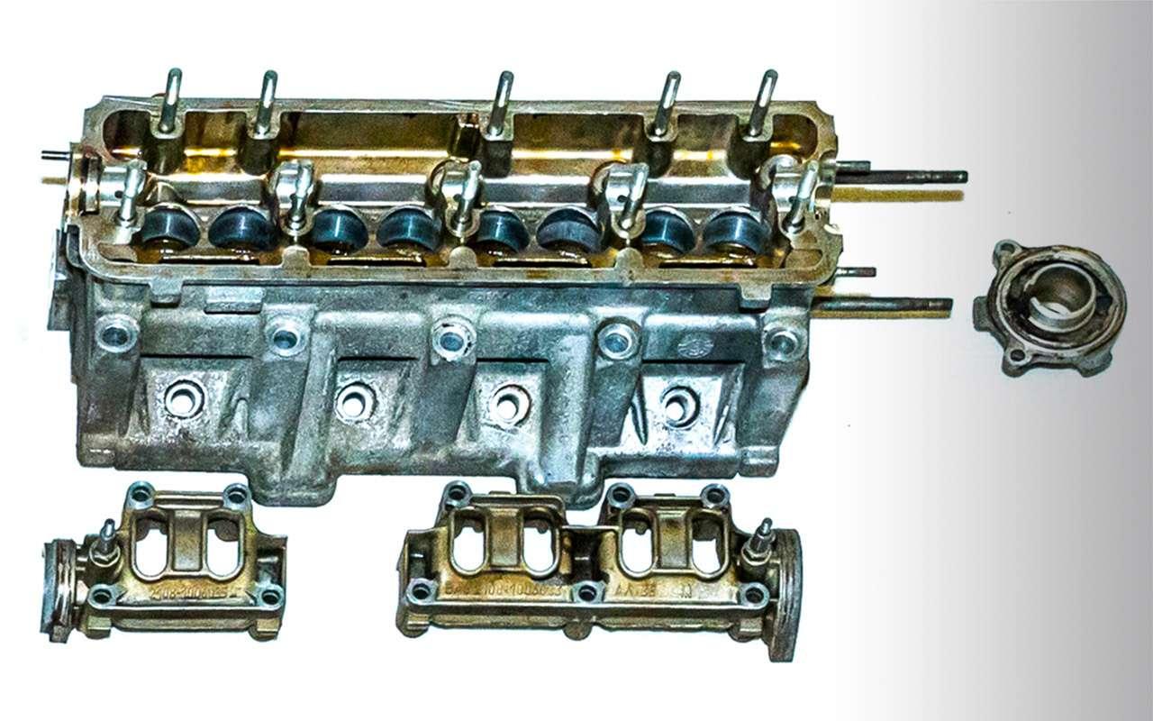 Lada Granta изпарка ЗР— последнее «прости»— фото 788939