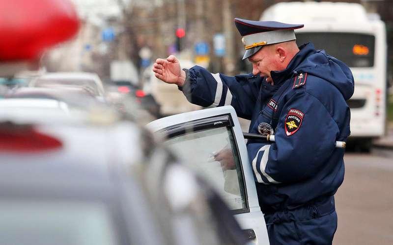 К вам докопался инспектор?— вот 5главных ошибок водителей