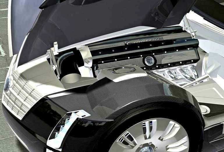 Cadillac  снова покажет 16-цилиндровую легенду— фото 34523