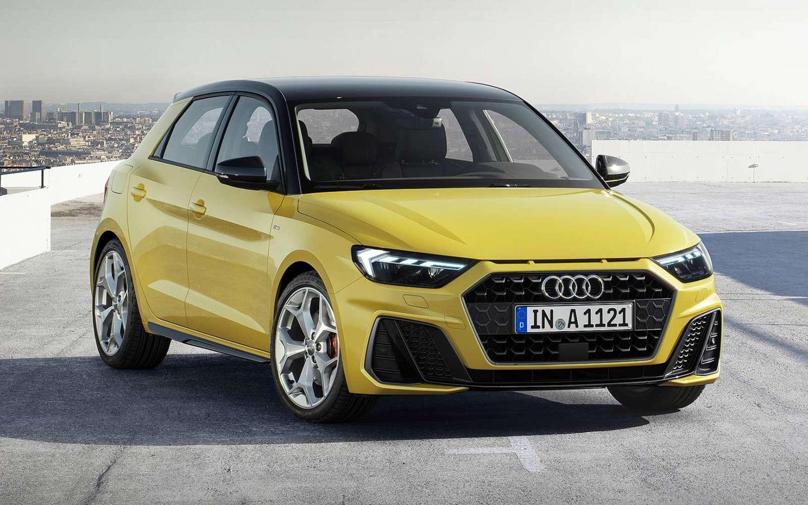 Новый Audi A1: дамский угодник— фото 879963