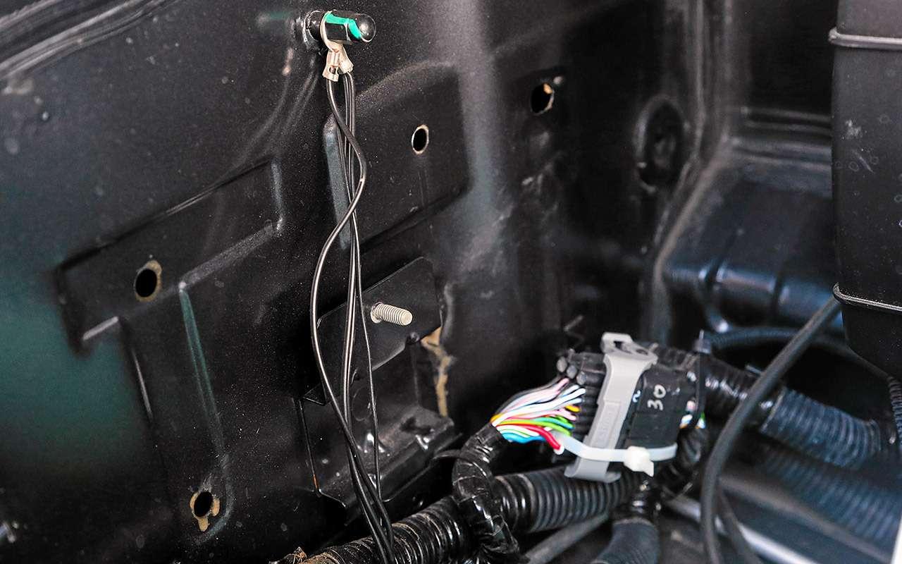 Haval H5и УАЗ Патриот: большой тест-сравнение— фото 1180924