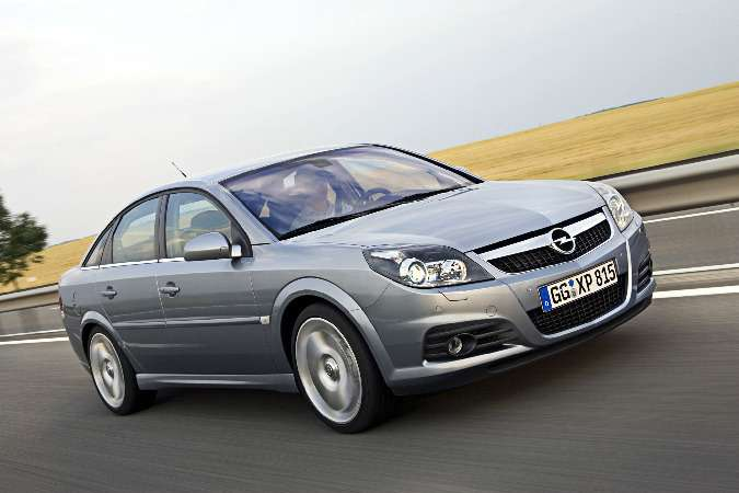 Заполторы недели купили 35.000 Opel Vectra— фото 105624