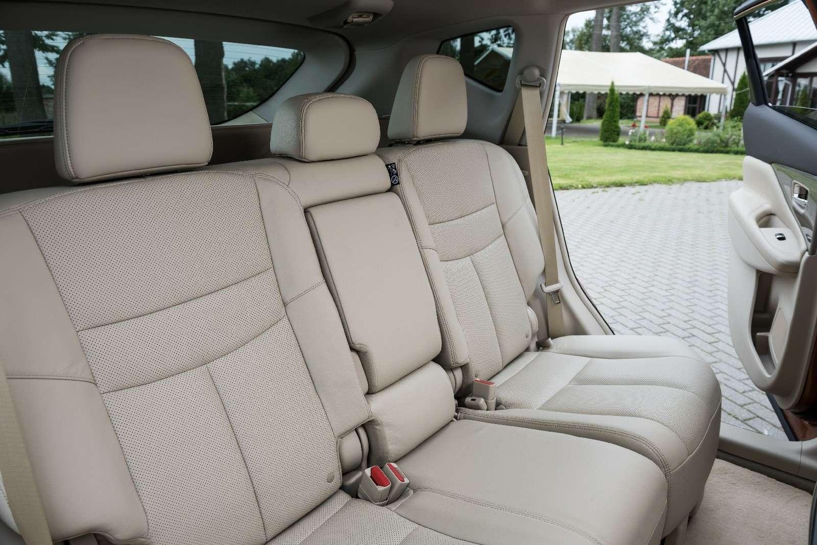 Объявлены рублевые цены нановый Nissan Murano— фото 614371