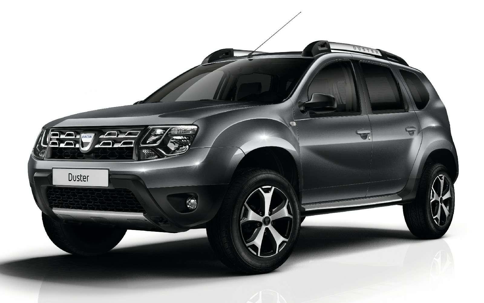Dacia Explorer: не путать сФордом!— фото 732249