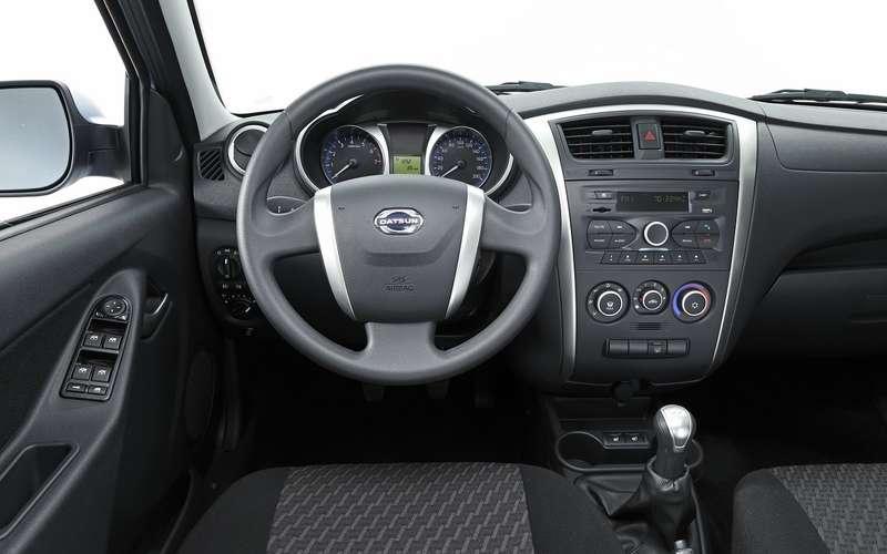 Опасные подушки: вРоссии отзывают 93373 автомобиля Datsun