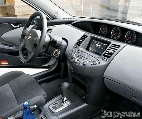 Тест Nissan Primera, Renault Laguna. Пробы нафотогеничность.— фото 29417