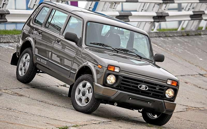 Lada 4х4, ВАЗ-2131