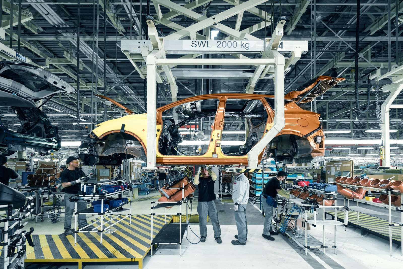 Новый Nissan Murano начали собирать вРоссии— фото 600519