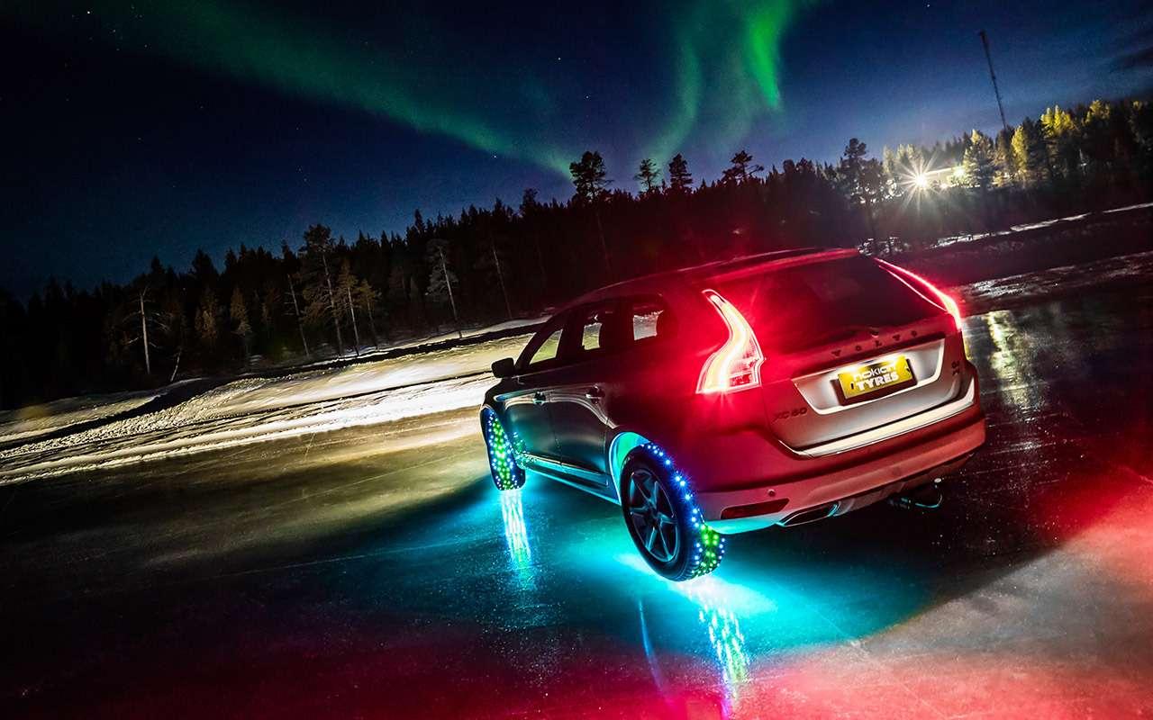 Новые модели зимних шин Nokian иNordman— тест ЗР— фото 794847