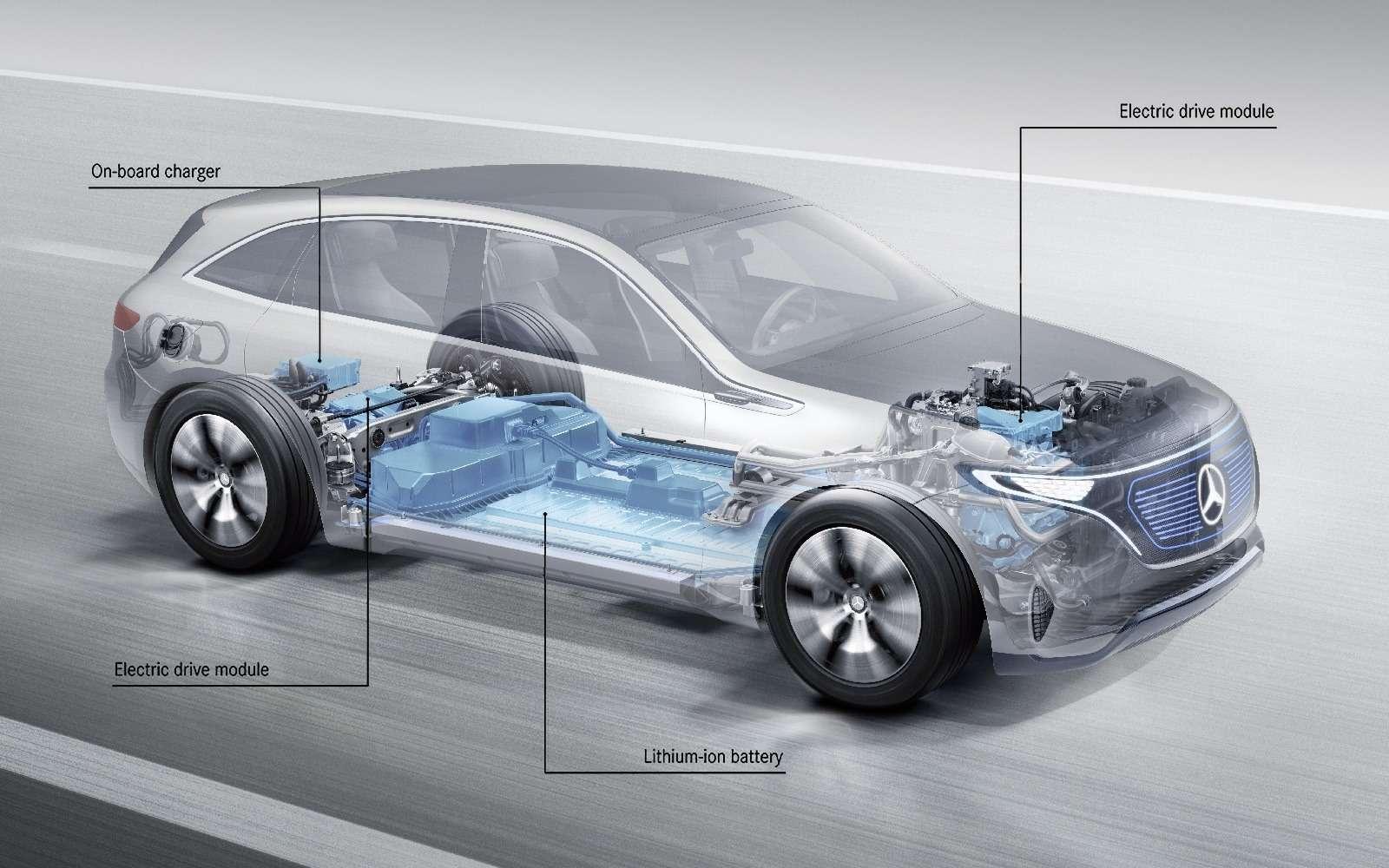 Mercedes-Benz Generation EQ: поколение чистоты— фото 641702