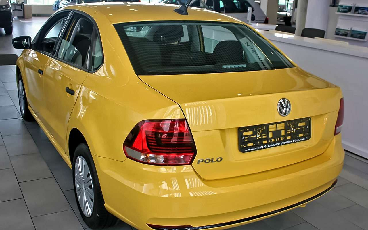 Skoda Rapid или Volkswagen Polo— ЗРпомогает сделать выбор— фото 792152