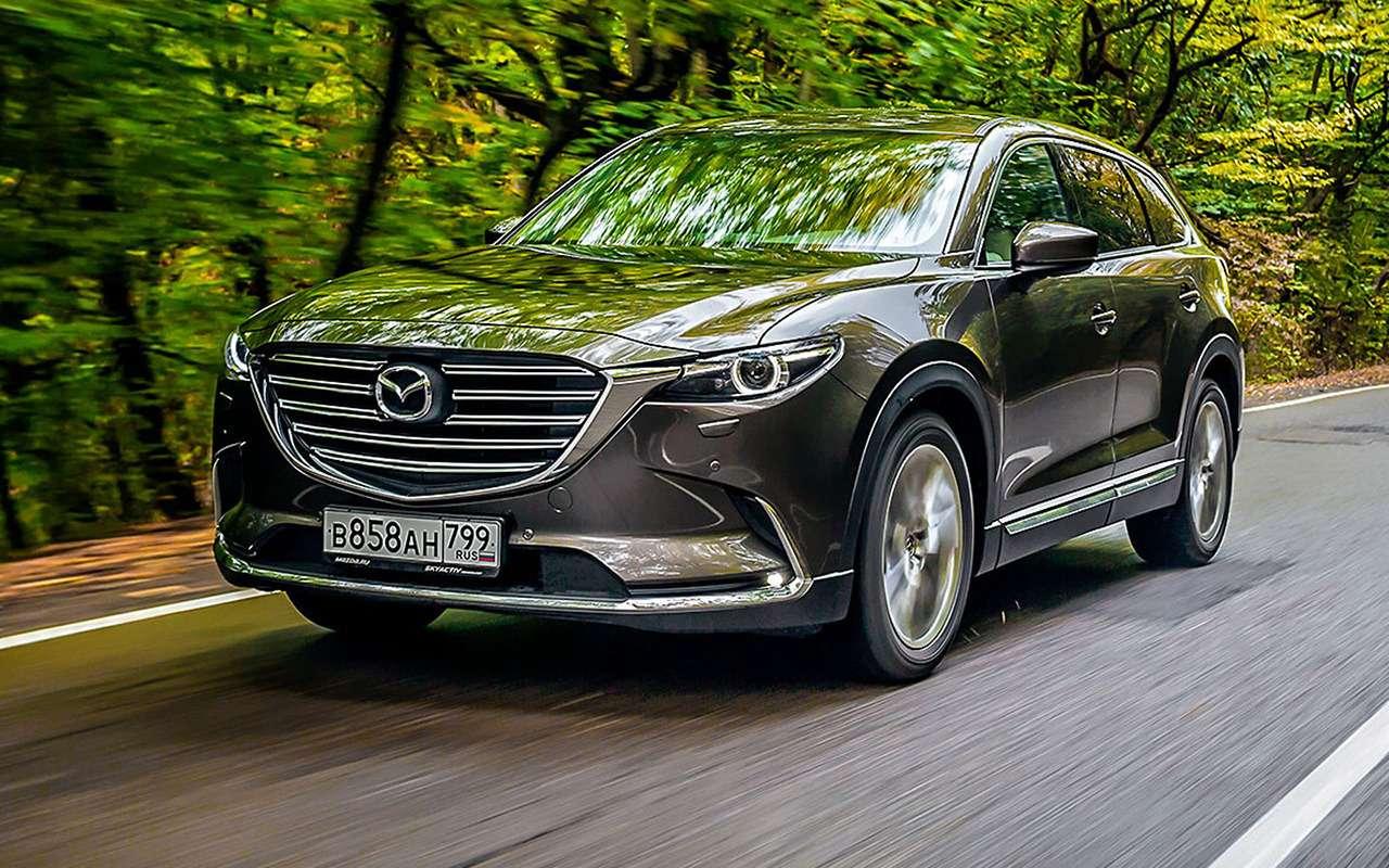 Mercedes-Benz GLE и24альтернативы (идаже от1млн)— фото 1217017
