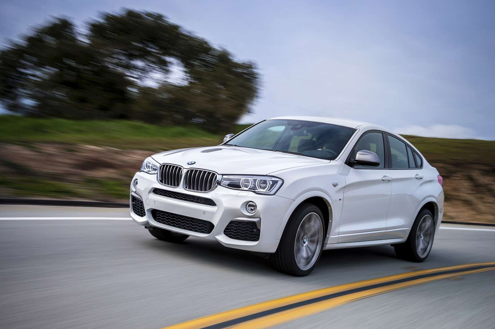 Горячий BMW X4M40i доступен длязаказа вРоссии— фото 627634