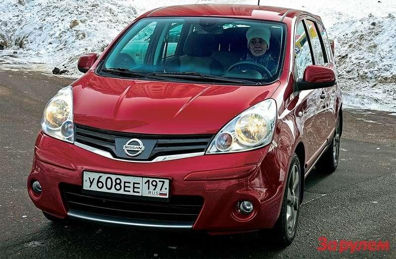 4c9973b43754 Из чего выбирали  Nissan Note, 539 тыс. руб.