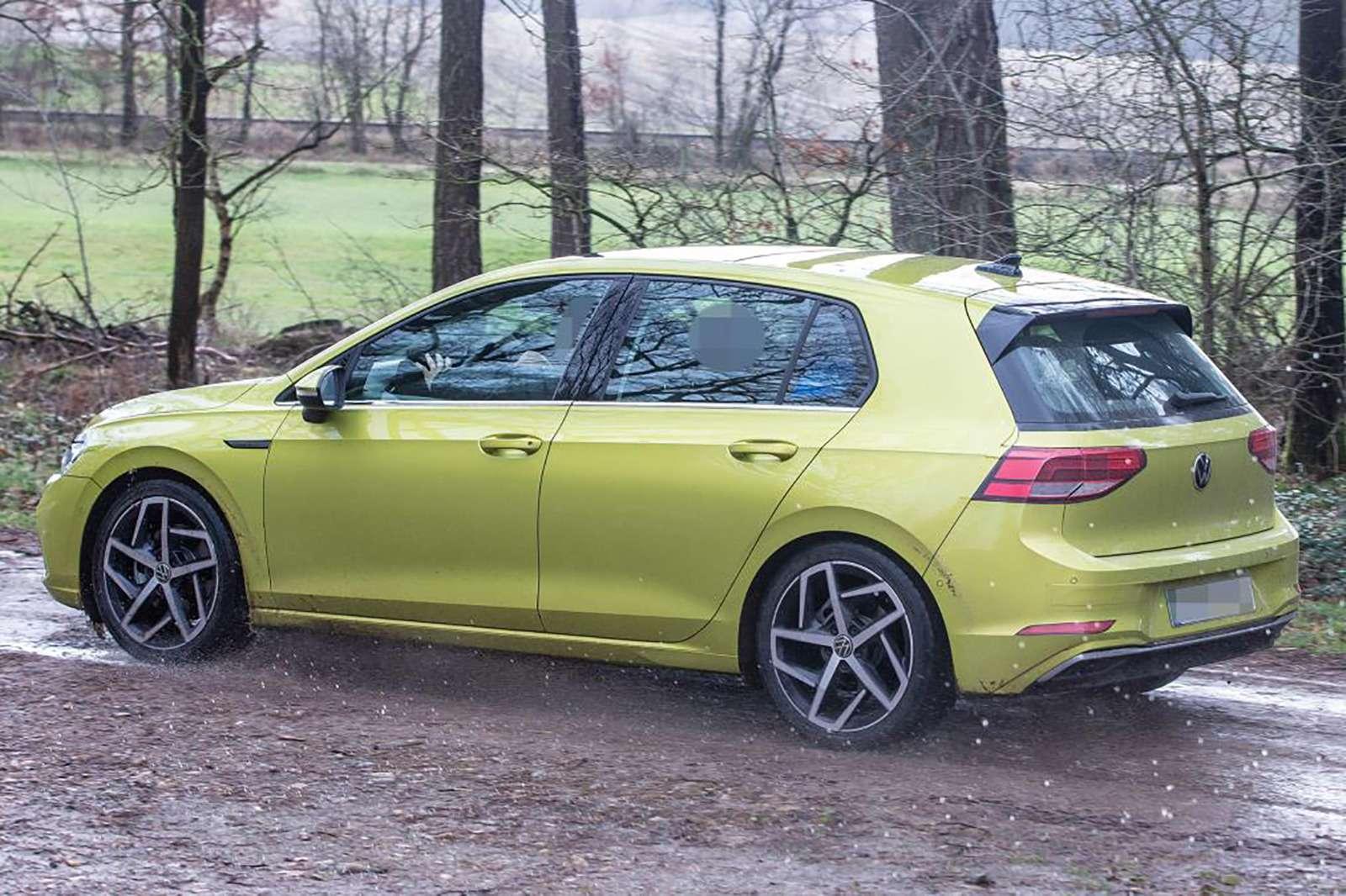 Новый Volkswagen Golf: все изменения воблике— фото 956577