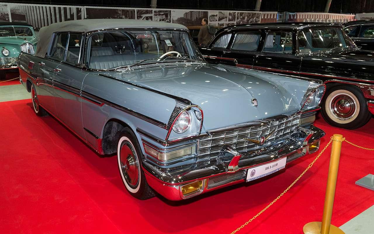 100 миллионов! Топ-10 самых дорогих советских автомобилей - фото 1160218