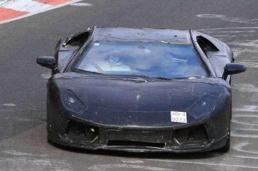 Флагман Lamborghini получит сверхпрочный монокок