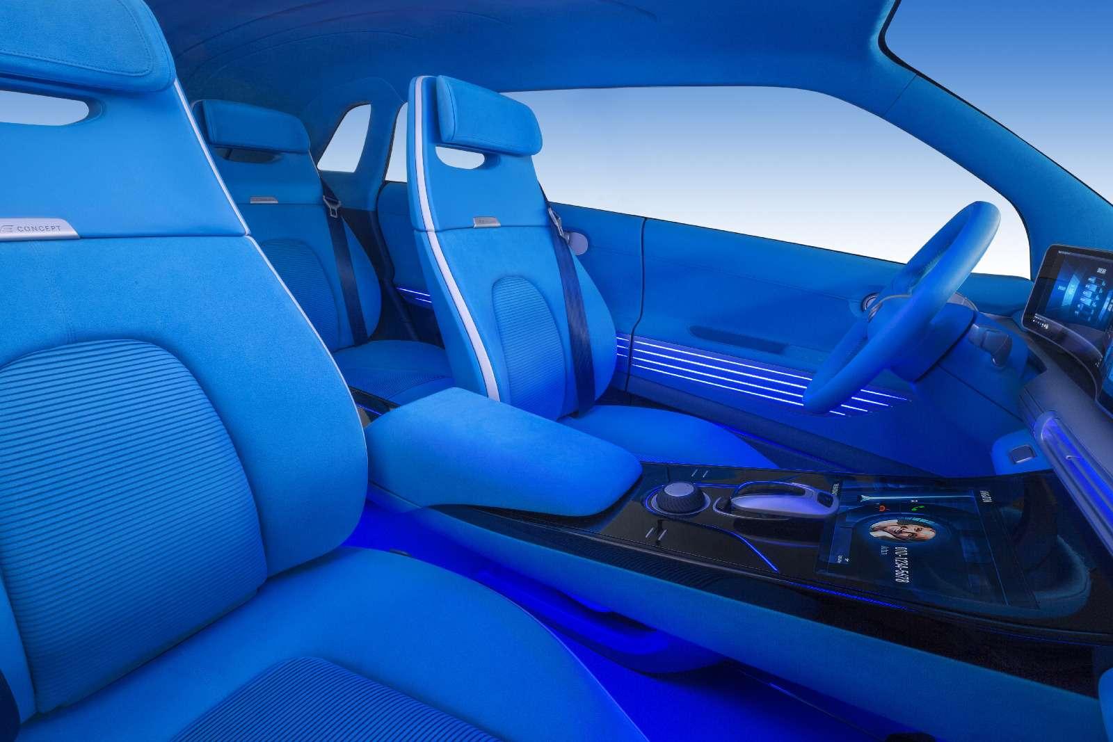 Олимпийский резерв: Hyundai FEFuel Cell станет серийным в2018 году— фото 717606