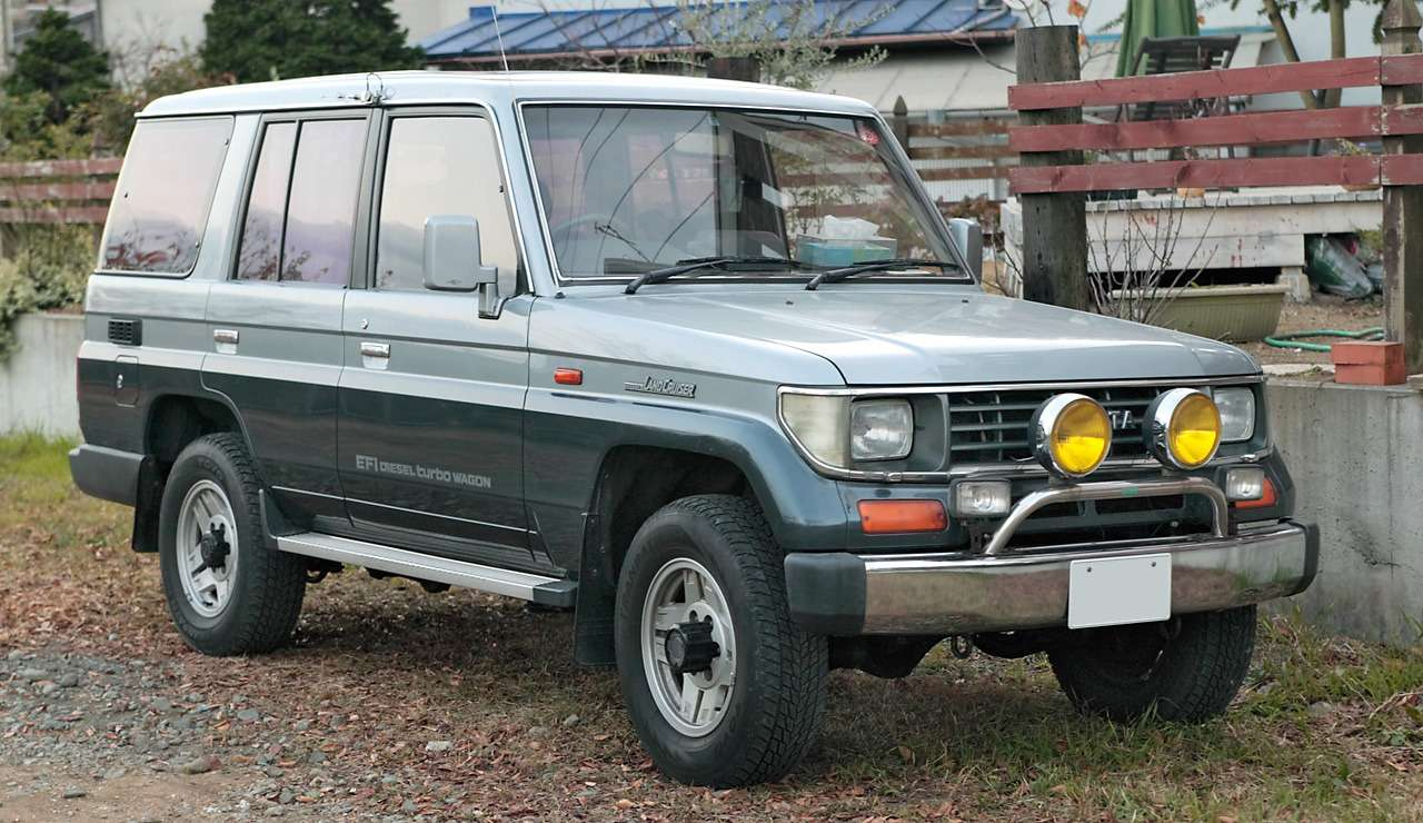 1990-1996 Toyota_Land_Cruiser_Prado_70_001