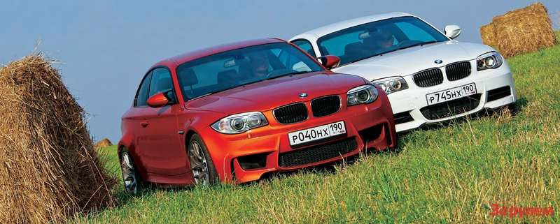 BMW 1 Series M coupe, BMW 135i