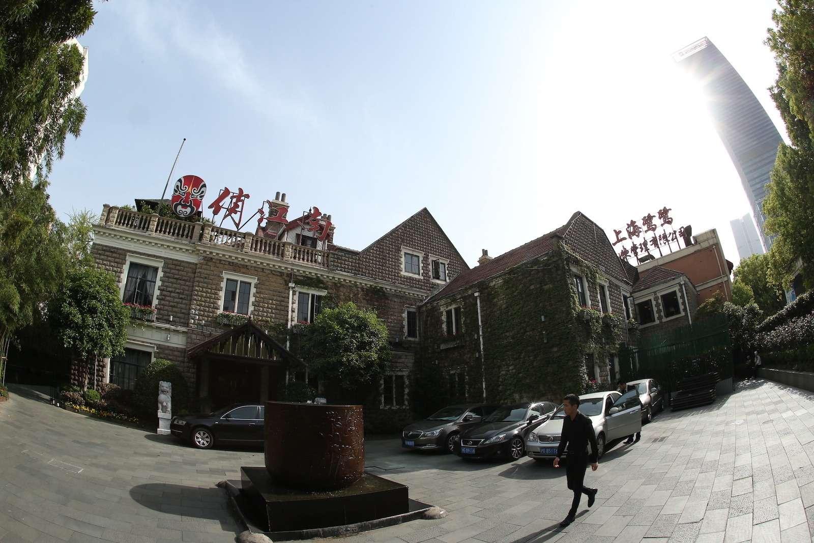 Каксобирают кроссоверы вКитае— фото 751571