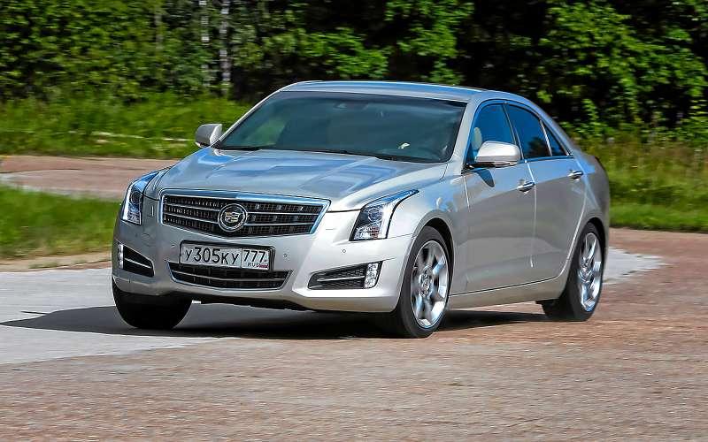 Cadillac ATS 2.0T AWD