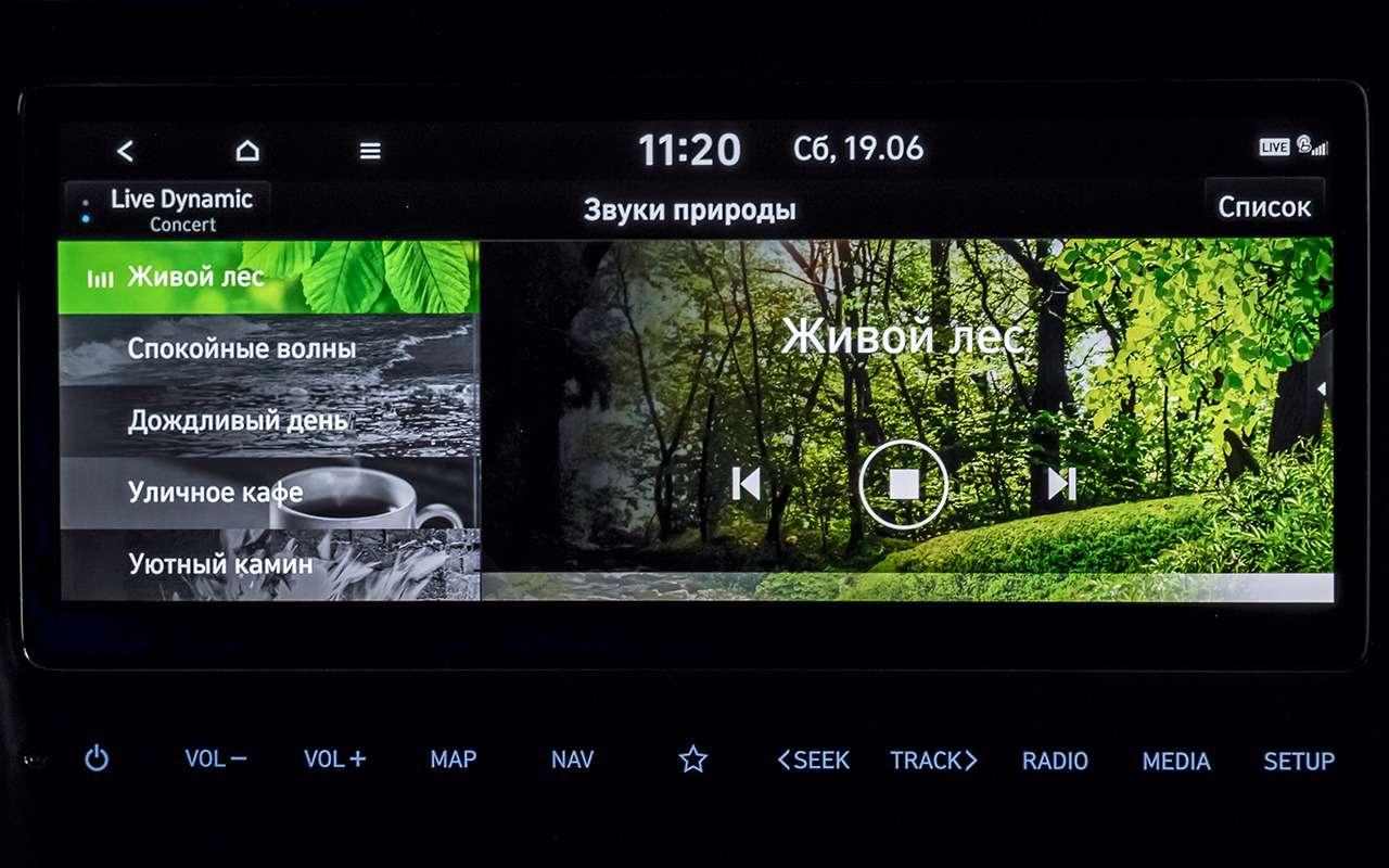 Новый Hyundai Tucson: выбрали оптимальную версию (из25!)— фото 1269648