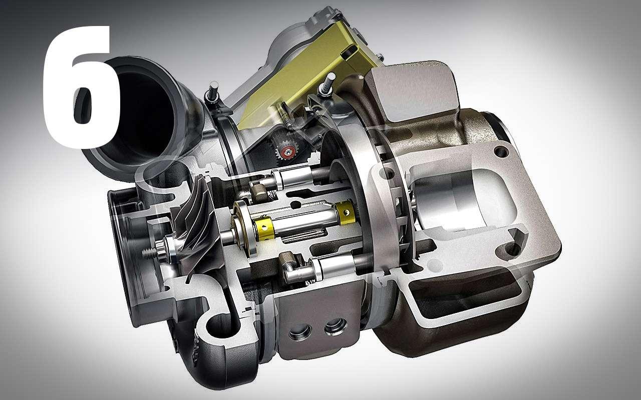 10основных причин, почему мотор жрет масло— фото 780803