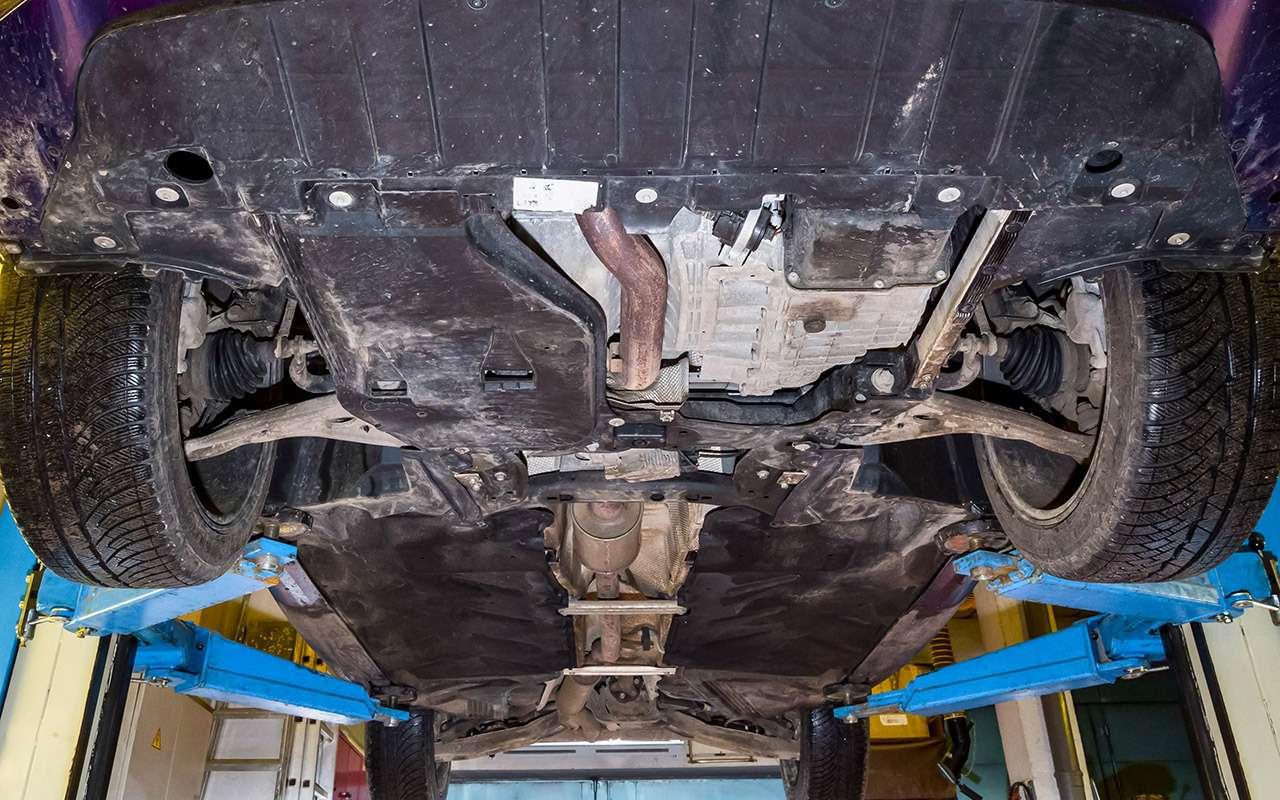 BMWX2и три вуме: большой тест компактного премиума— фото 868493
